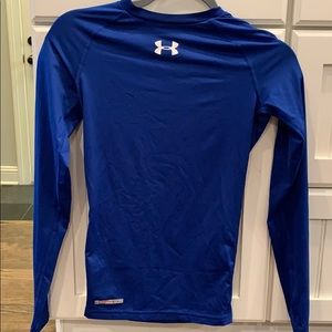 Under Armour Heat Gear L/S compression shirt